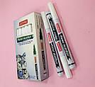 Маркер фарба промисловий Paint білий 0.8 мм, фото 2