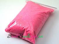 Мраморный Цветной песок №3 -250г, ярко-розовый
