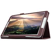 Кофейный чехол для Samsung Galaxy Tab E 9.6 SM-T560/T561, фото 1