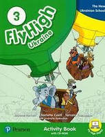 Fly High 3 AB with CD-Rom /Ukraine edition/