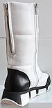 Сапоги женские дутыши зима от производителя КЛ226, фото 4
