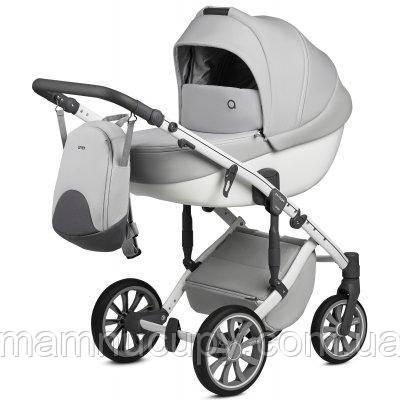 Детская универсальная коляска 2 в 1 Anex m/type 2020 Sp24-Q Fog