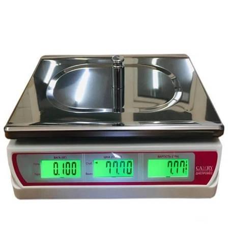 Весы торговые Днепровес ВТД-СС1 (6 кг), фото 2