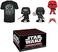 Funko Star Wars Smuggler's Bounty: Forces of Darkness | Набор Фанко: Звездные Войны - Силы Тьмы
