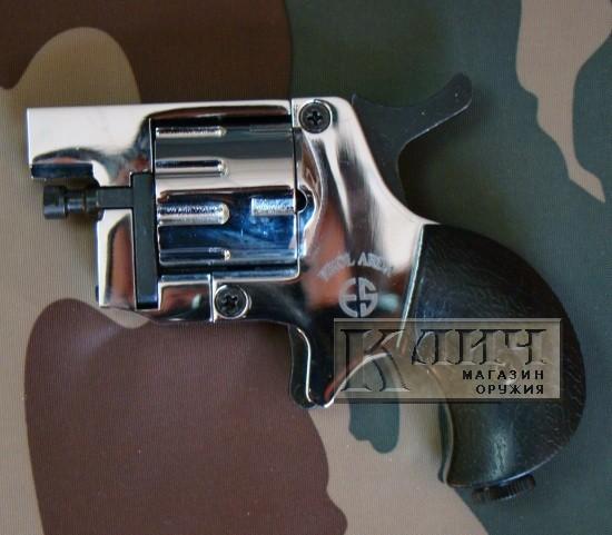 Револьвер під патрон Флобера Ekol Arda Chrome