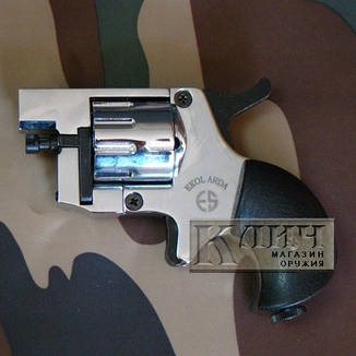 Револьвер под патрон Флобера Ekol Arda Chrome, фото 2