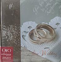 Весільний фотоальбом на 200 фото 10*15 з місцем для записів. Lucy