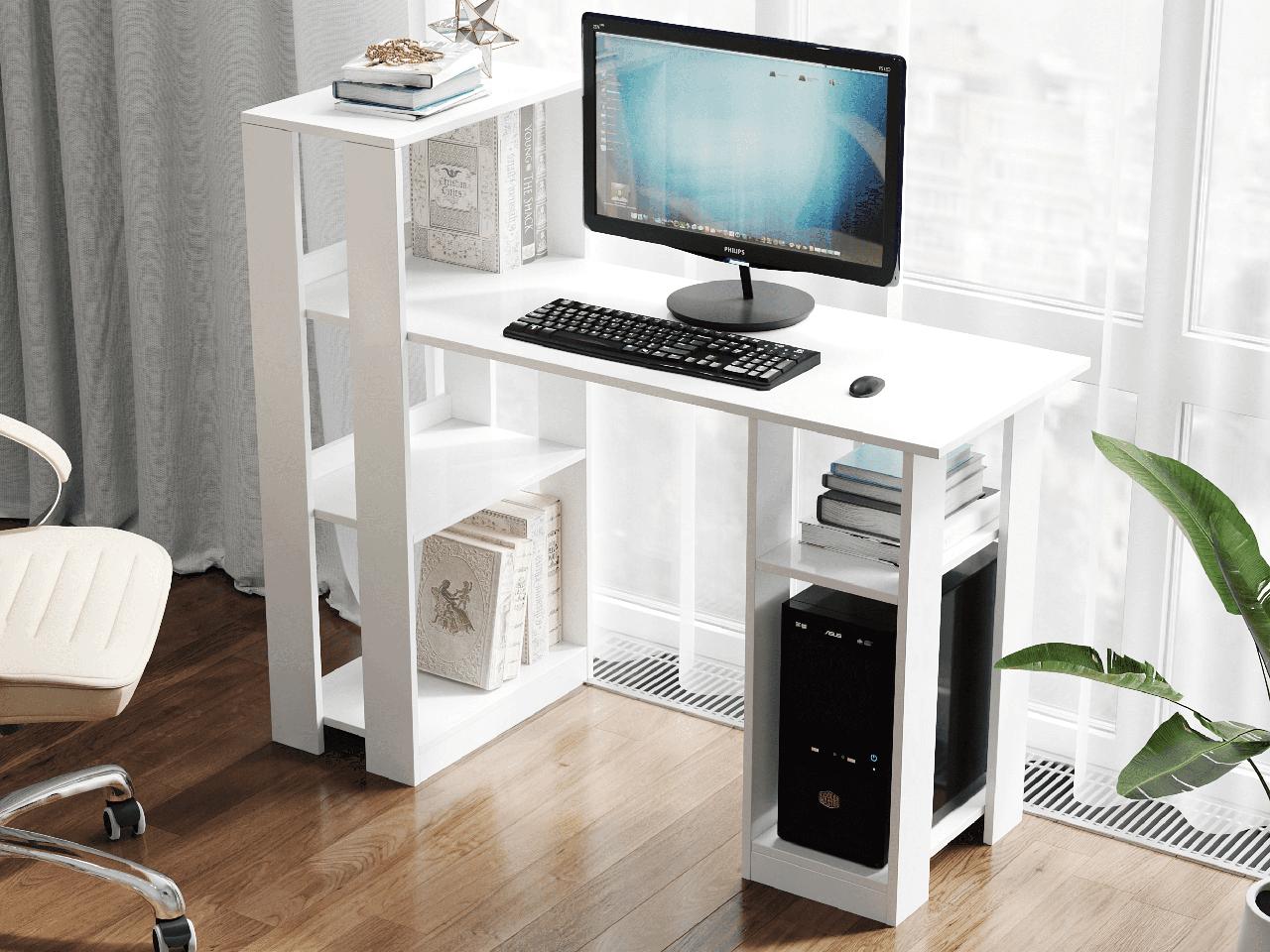 Компьютерный стол, письменный стол Bravis 1200х766х532 мм