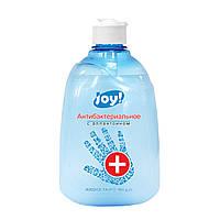 Мыло Жидкое Антибактериальное Для Всех Типов Кожи с Аллантоином Запаска Joy! 460 мл