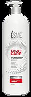 Шампунь Для Окрашенных И Мелированных Волос С Экстрактом Граната ESME Эсми С Дозатором 1000 мл