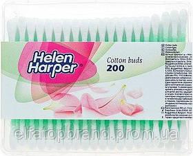 _Helen Harper cotton buds Ватні палички 200шт