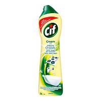 Крем Универсальный для чистки кухни/ванны Лимон 500мл - Cif