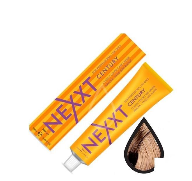 Крем-краска для волос Nexxt Professional 8.00 светлорусый, 100 мл.