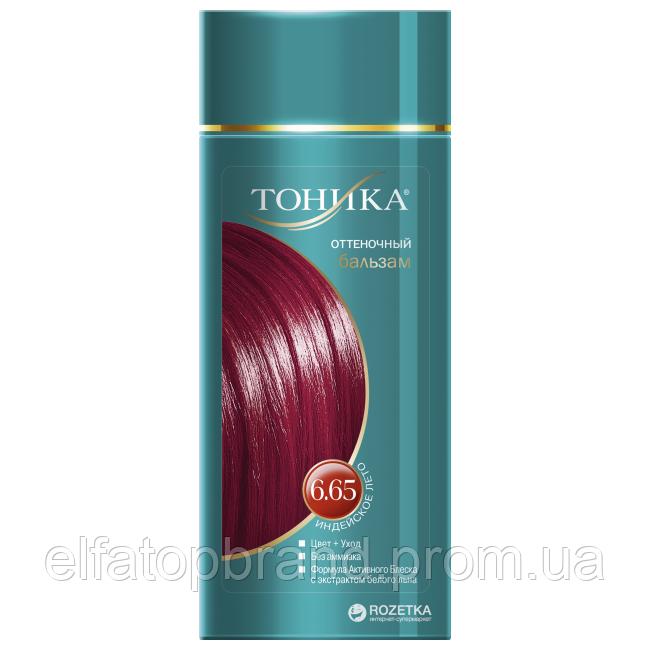 Оттеночный Бальзам Краска Для Волос 6.65 Индейское лето 150 мл