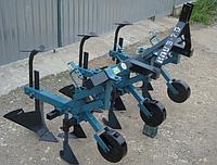Культиватор пропашной универсальный КПУ-3-70 ТМ Миниагротех (1,4 м, с бритвами)