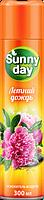 Ароматический Освежитель Воздуха от Неприятных Запахов Для Дома летний Дождь Sunny Day 300 мл