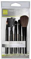 Акс.QVS 10-1103 Набір для макіяжу (пензлики: для рум'ян, тіней,брів, губної помади, аплікатор).