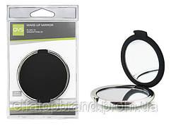Акс.QVS 10-1269 Дзеркало компактне для макіяжу (діам. 66 мм).