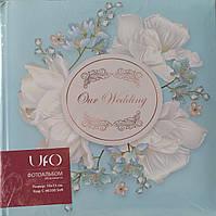 Весільний фотоальбом на 300 фото 10*15 з місцем для записів. Sofi