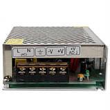 Блок питания адаптер 12V 5A S-60-12 Metall, фото 3