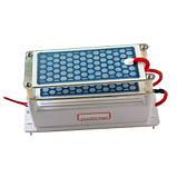 Портативный воздухоочиститель ионизатор генератор озона озонатор керамический 220В 10gc, фото 4