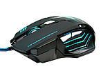 Игровая проводная мышка Gaming mouse LED G-509-7 5180, фото 2