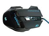 Игровая проводная мышка Gaming mouse LED G-509-7 5180, фото 3