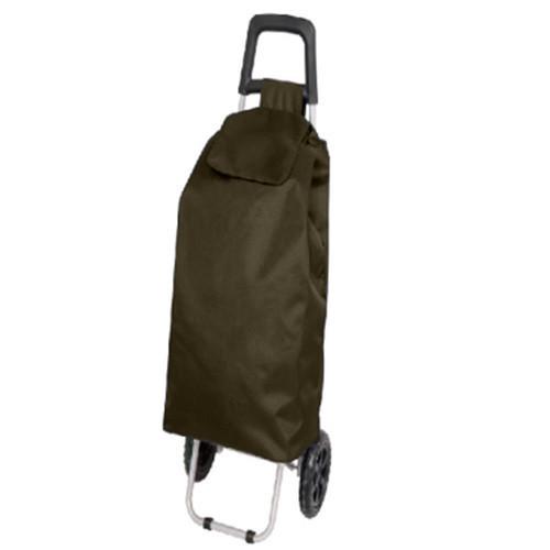 Тачка сумка кравчучка Stenson MH-2787 97 см, коричневая