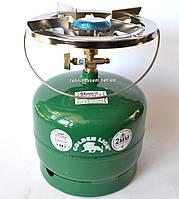 Газовый баллон Пикник Ruddy RK-2 (5 литров)