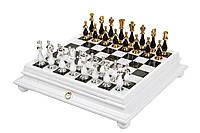 "Шахматы подарочные элитные Italfama ""Orientale Grande"" белые"