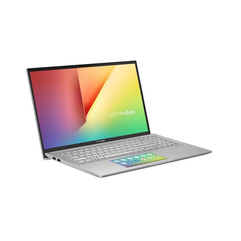 Ноутбук ASUS S532FL-BN242T 15.6FHD AG/Intel i5-10210U/8/256SSD/NVD250-2/W10/Silver
