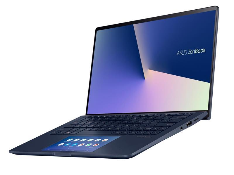 """Ноутбук ASUS UX334FLC-A3205T 13.3""""FHD/Intel i7-10510U/16/1024SSD/NVD250-2/W10/Blue"""