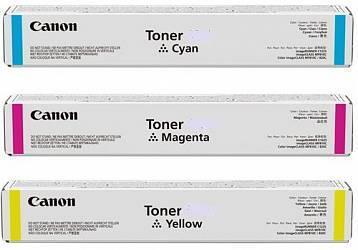 Тонер Canon C-EXV54 IRC3025i Yellow