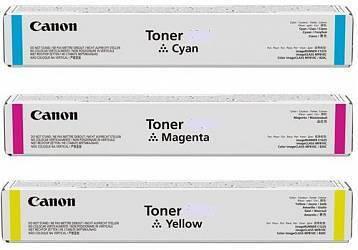 Тонер Canon C-EXV54 IRC3025i Yellow, фото 2