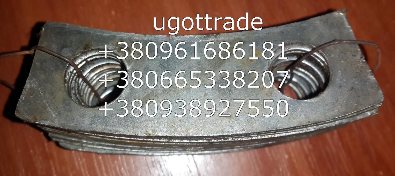 Пластина замковая ДТ-75 77.38.132