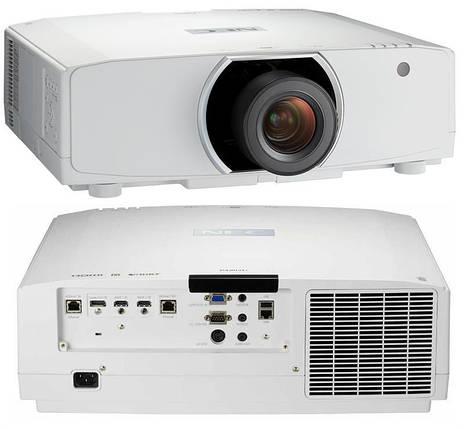 Інсталяційний проектор NEC PA853W (3LCD, WXGA, 8500 ANSI Lm), фото 2