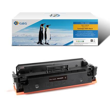 Картридж G&G до Canon 046H LBP650/MF730 series 1254C002 Black (6300 стор), фото 2