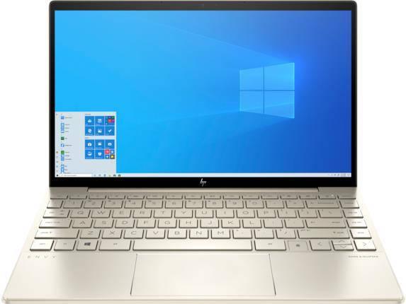 Ноутбук HP ENVY 13-ba0000ur 13.3 FHD IPS/Intel i5-1035G1/8/256F/int/W10/Gold, фото 2