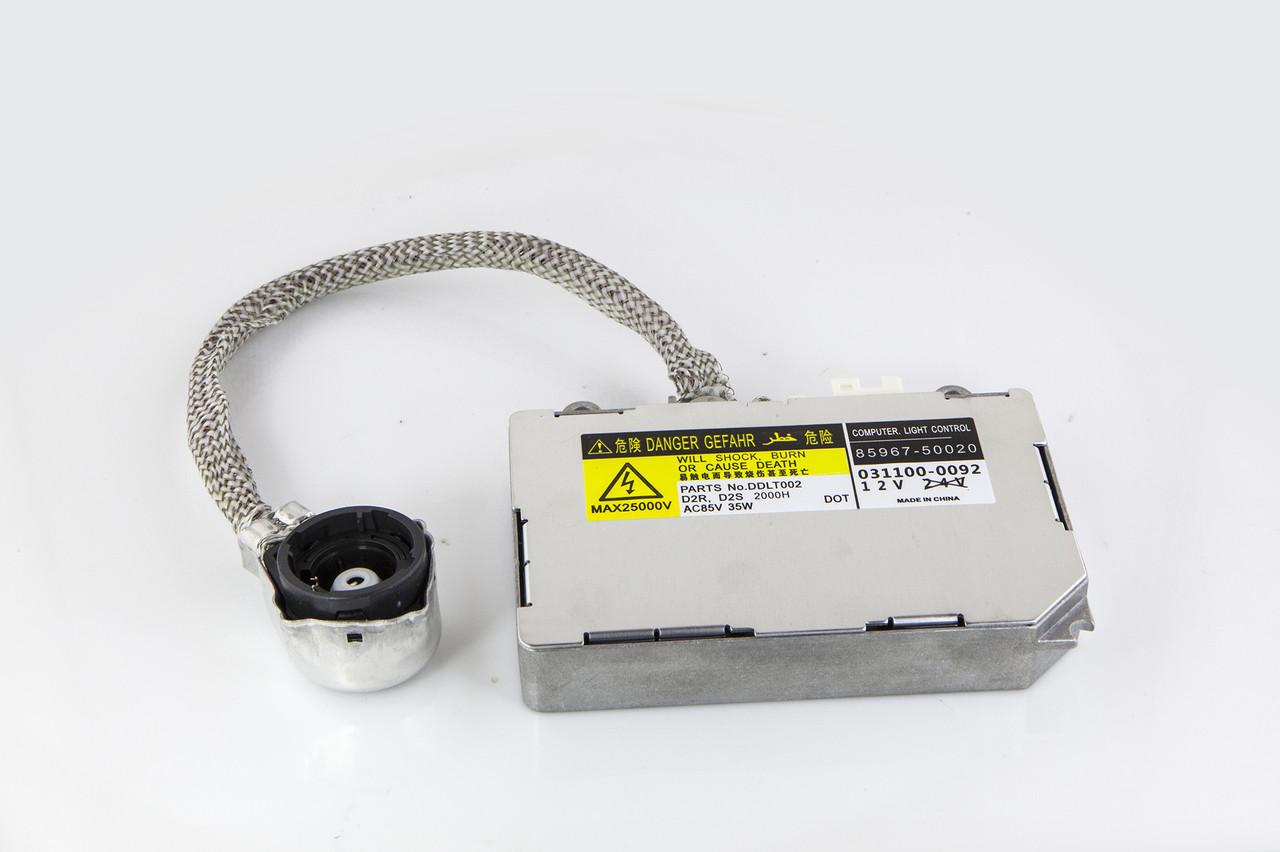 Штатный блок розжига Infolight D2/4 (DW) 12V 35 W