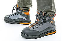 Ботинки забродные Tramp Angler TRB-004-42 Black, фото 3