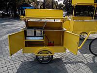 Тележка для уличной торговли хот догами , фото 1