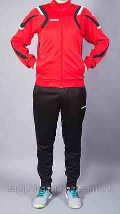 Спортивный Костюм (тренировочный) Europaw SEL красный, фото 2