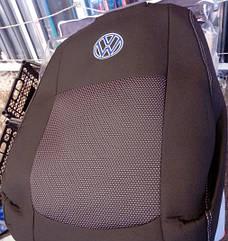 Чехлы в салон Volkswagen Crafter (1+1) с 2006 г - Elegant