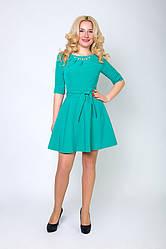 Нарядное женское платье. Размеры: 42-48