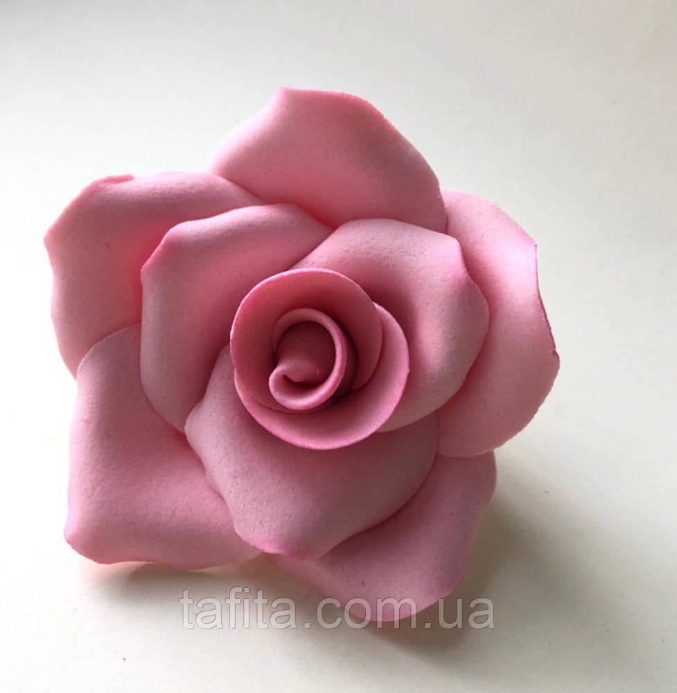 Роза премиум розовая