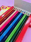 Набір кольорових олівців Colour pencils, фото 3