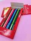 Набір кольорових олівців Colour pencils, фото 4