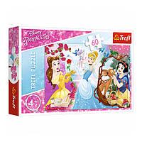 """Пазл """"Приглашение на бал"""", 60 элементов Trefl Disney Princess (5900511173154)"""
