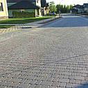 Плитка Урико средний 160х160 колормикс толщина 80 мм (189 кг / м²), фото 2