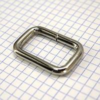 Рамка проволочная 30 мм никель для сумок a6046 (40 шт.)